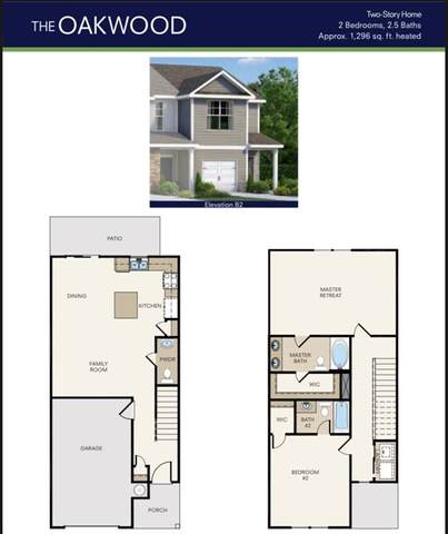 3417 Sumersbe Court #5, South Fulton, GA 30349 (MLS #6851232) :: North Atlanta Home Team