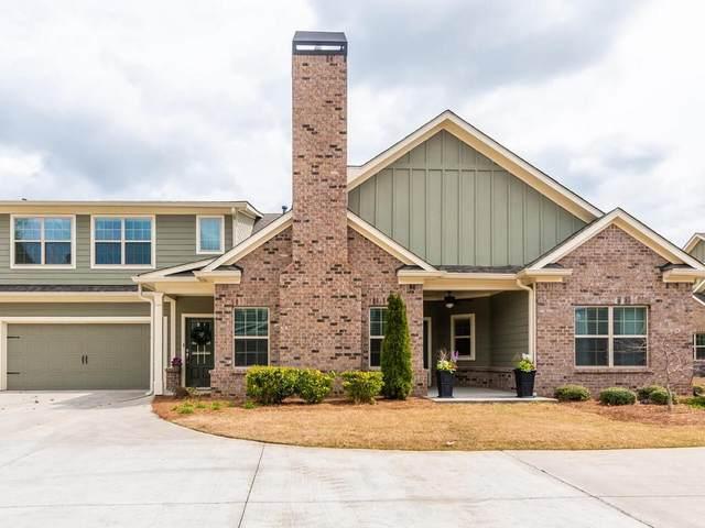 2163 Grove Valley Way #24, Marietta, GA 30064 (MLS #6851599) :: North Atlanta Home Team
