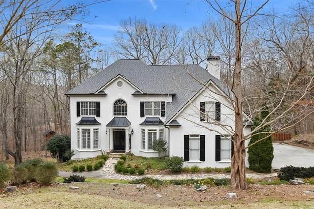 110 Valley Summit Court, Roswell, GA 30075 (MLS #6851789) :: North Atlanta Home Team