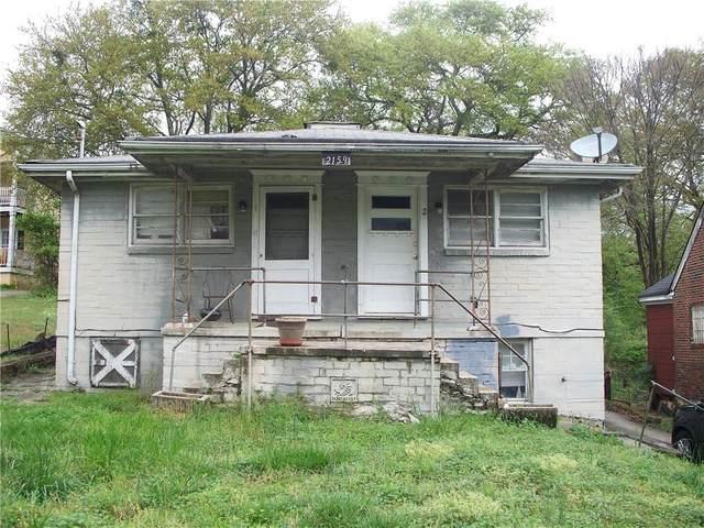 2159 M L King Jr Drive NW, Atlanta, GA 30310 (MLS #6852634) :: Good Living Real Estate