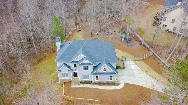707 Carriage Way, Ball Ground, GA 30107 (MLS #6852754) :: North Atlanta Home Team
