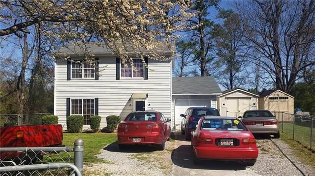 501 Chestnut Lane, Monroe, GA 30655 (MLS #6852987) :: North Atlanta Home Team