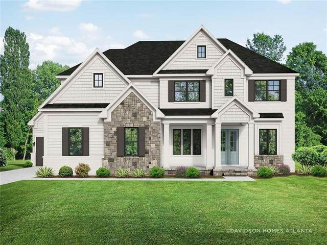 2758 Twisted Oak Lane, Marietta, GA 30066 (MLS #6852997) :: RE/MAX Prestige