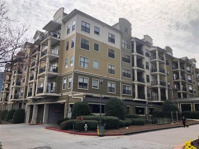 799 Hammond Drive NE #219, Atlanta, GA 30328 (MLS #6853219) :: Good Living Real Estate