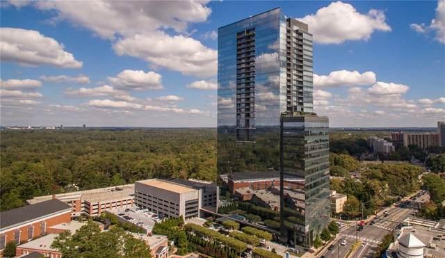 3630 Peachtree Road NE #2309, Atlanta, GA 30326 (MLS #6853271) :: RE/MAX Prestige