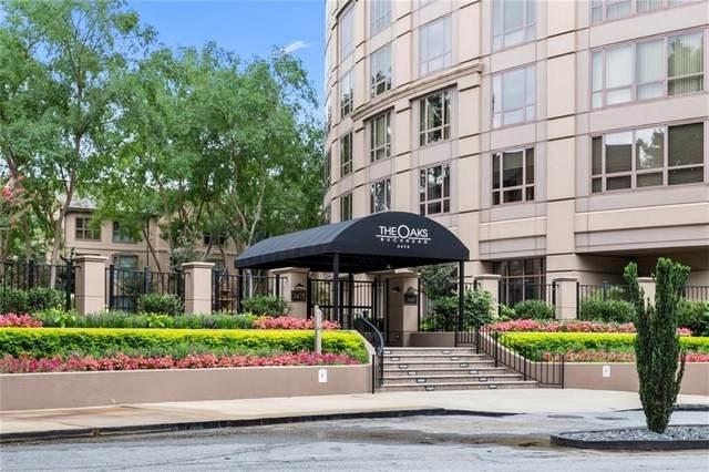 3475 Oak Valley Road NE Ph2820, Atlanta, GA 30326 (MLS #6853314) :: Good Living Real Estate