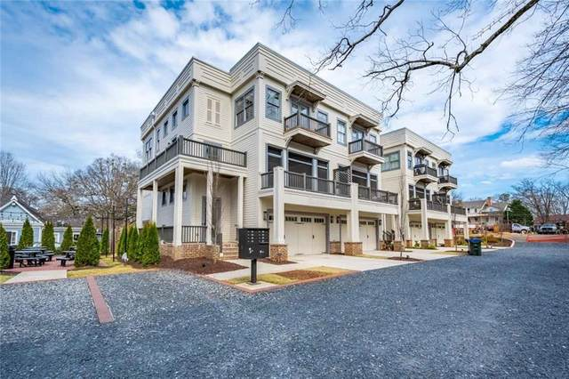 1077 Canton Street #1, Roswell, GA 30075 (MLS #6853402) :: The Butler/Swayne Team