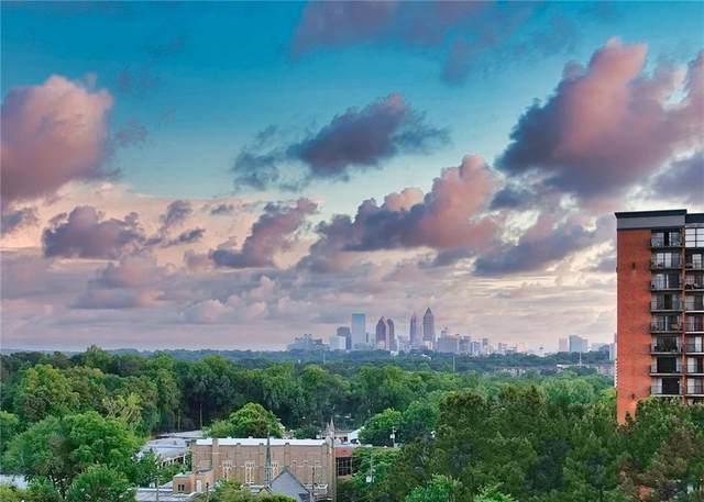 2500 Peachtree Rd Nw Unit 504N 504N, Atlanta, GA 30305 (MLS #6853497) :: North Atlanta Home Team