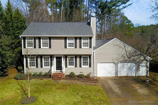 2331 Marneil Drive NE, Marietta, GA 30062 (MLS #6853545) :: Path & Post Real Estate