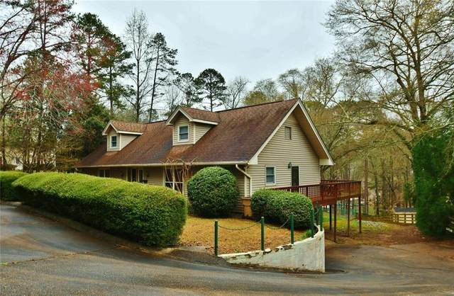 3729 Griffin Drive, Gainesville, GA 30506 (MLS #6853770) :: The Realty Queen & Team
