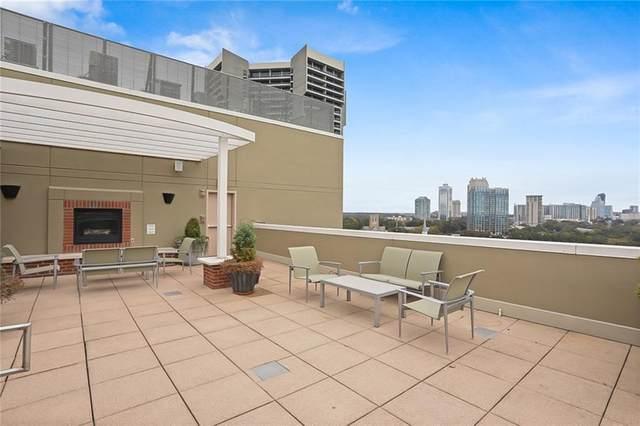 2626 Peachtree Road NW #704, Atlanta, GA 30305 (MLS #6853829) :: Good Living Real Estate