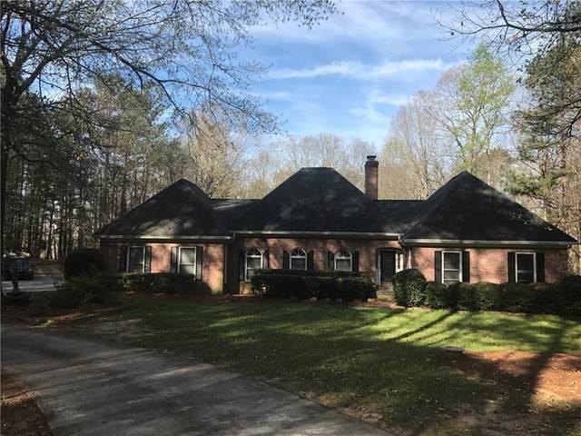 3170 Buck Branch Road SW, Conyers, GA 30094 (MLS #6853856) :: Good Living Real Estate