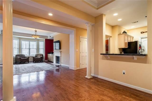 850 Piedmont Avenue NE #1505, Atlanta, GA 30308 (MLS #6853905) :: North Atlanta Home Team