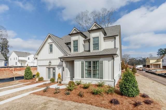 269 Avon Drive, Avondale Estates, GA 30002 (MLS #6854533) :: The Zac Team @ RE/MAX Metro Atlanta