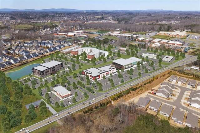 0 Hickory Rd, Lot E, Woodstock, GA 30188 (MLS #6854550) :: North Atlanta Home Team
