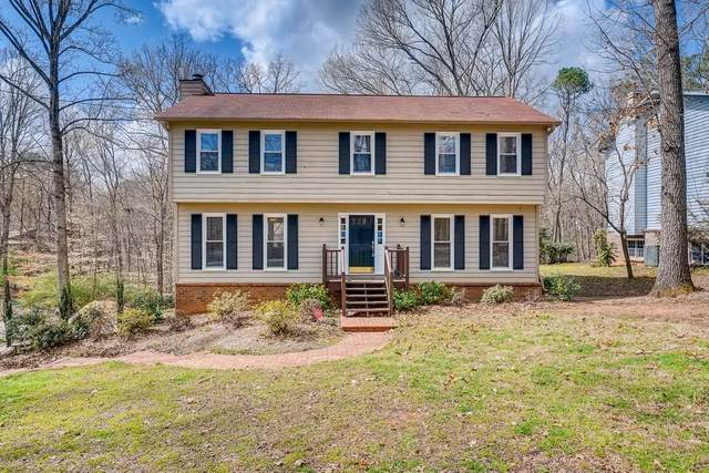 112 Ridge Road, Berkeley Lake, GA 30096 (MLS #6854567) :: North Atlanta Home Team