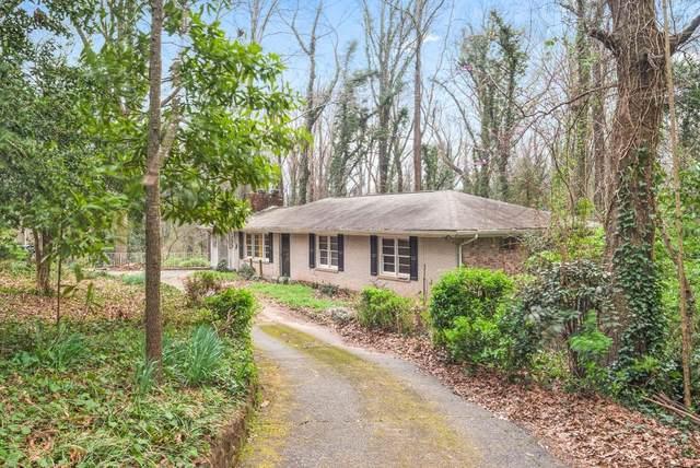 1451 Conway Road, Decatur, GA 30030 (MLS #6854692) :: The Butler/Swayne Team