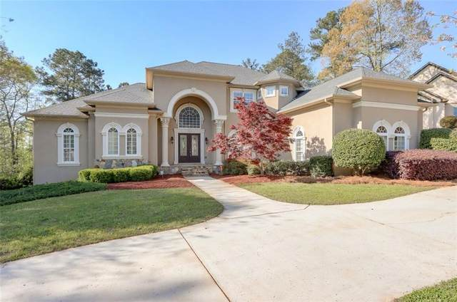 321 Broadmoor Way, Mcdonough, GA 30253 (MLS #6854925) :: Rock River Realty