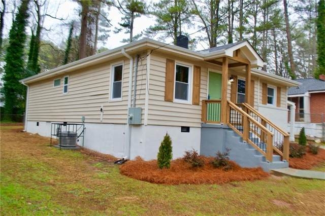 2914 Lowrance Drive, Decatur, GA 30033 (MLS #6855115) :: The Zac Team @ RE/MAX Metro Atlanta