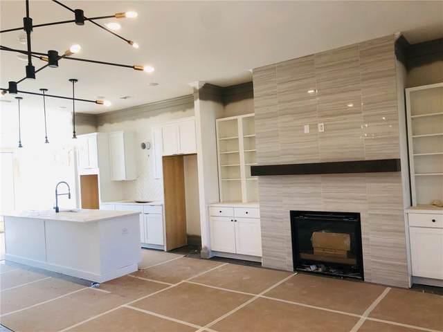 1550- Aldworth Place #22, Atlanta, GA 30339 (MLS #6855177) :: Rock River Realty