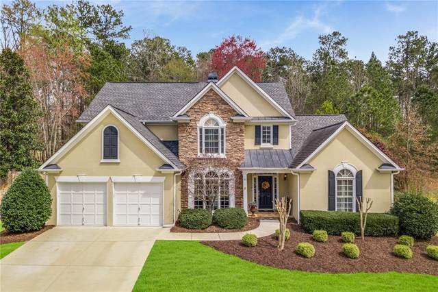 1415 Woodvine Way, Alpharetta, GA 30005 (MLS #6855231) :: North Atlanta Home Team