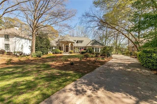 6145 Polo Club Drive, Cumming, GA 30040 (MLS #6855501) :: North Atlanta Home Team