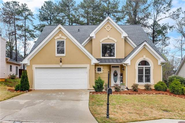5299 Monarch Pine Lane, Peachtree Corners, GA 30071 (MLS #6855508) :: North Atlanta Home Team