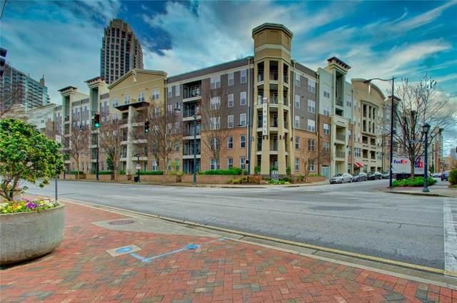 390 17th Street NW #6040, Atlanta, GA 30363 (MLS #6855617) :: Good Living Real Estate