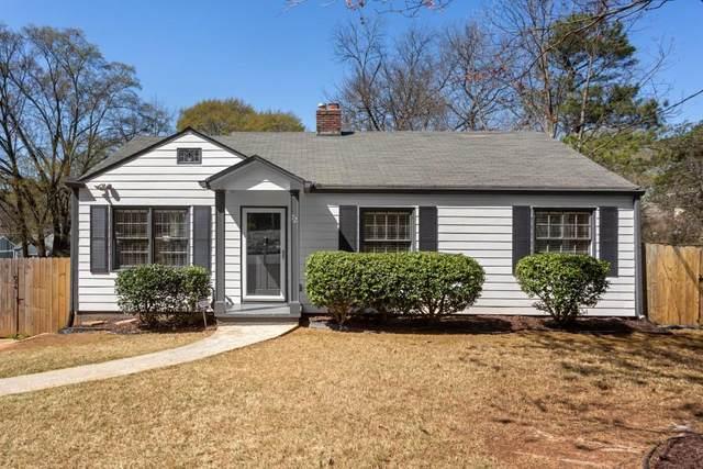 72 Lannon Avenue, Atlanta, GA 30317 (MLS #6855678) :: Good Living Real Estate