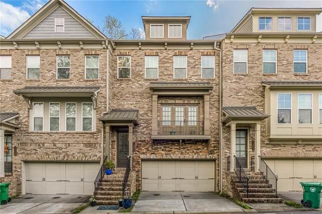 1267 Linden Court NE, Atlanta, GA 30329 (MLS #6855808) :: North Atlanta Home Team