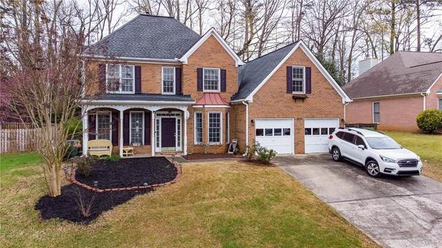 3441 Fox Hollow Drive, Marietta, GA 30068 (MLS #6855824) :: North Atlanta Home Team