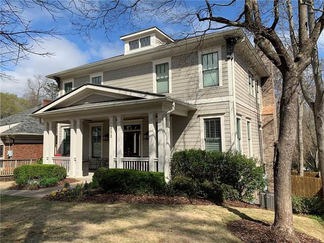 108 E Benson Street, Decatur, GA 30030 (MLS #6855873) :: Keller Williams Realty Cityside