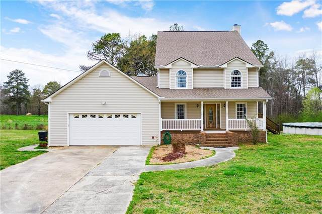 190 Ccc Road, Kingston, GA 30145 (MLS #6856053) :: North Atlanta Home Team