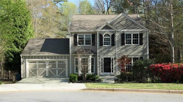6705 Maid Marion Close, Alpharetta, GA 30005 (MLS #6856102) :: North Atlanta Home Team