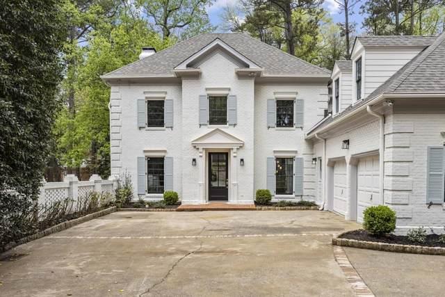 3476 Habersham Road NW, Atlanta, GA 30305 (MLS #6856146) :: Oliver & Associates Realty