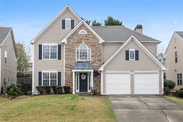 14035 Crabapple Lake Drive, Roswell, GA 30076 (MLS #6856837) :: North Atlanta Home Team