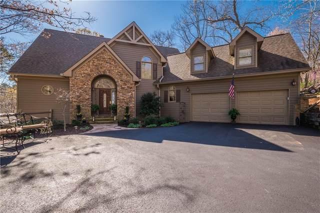 405 Turnbury Lane, Big Canoe, GA 30143 (MLS #6856838) :: 515 Life Real Estate Company