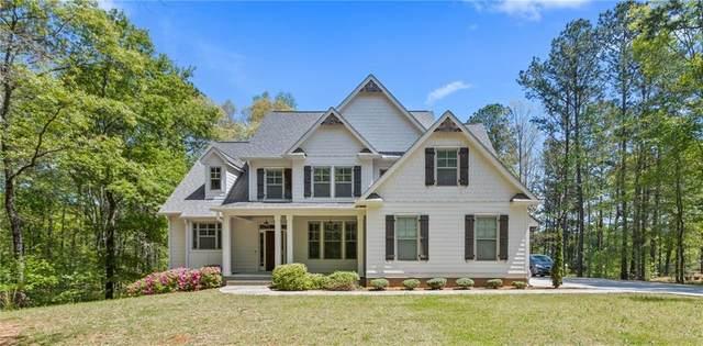125 Blanche Drive, Brooks, GA 30205 (MLS #6857201) :: North Atlanta Home Team