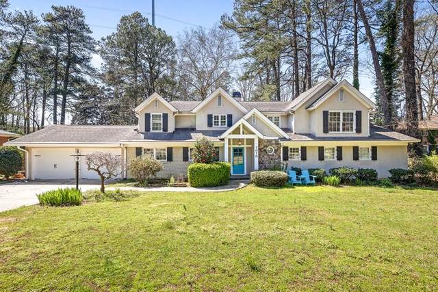 2070 Brookview Drive NW, Atlanta, GA 30318 (MLS #6857247) :: The Heyl Group at Keller Williams