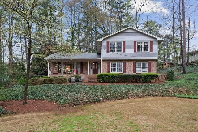 4000 Battleford Court, Atlanta, GA 30341 (MLS #6857339) :: North Atlanta Home Team