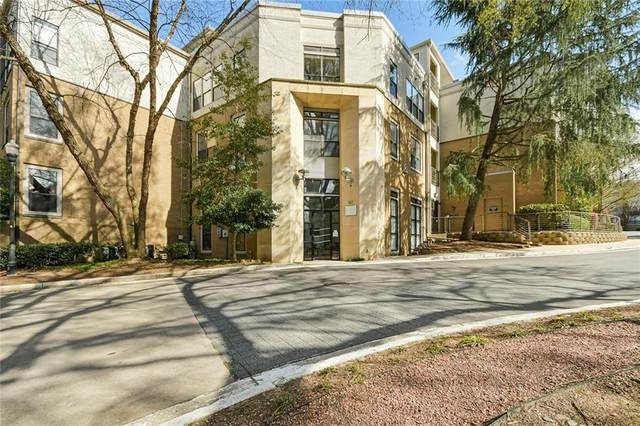 821 Ralph Mcgill Boulevard NE #2215, Atlanta, GA 30306 (MLS #6857474) :: Good Living Real Estate