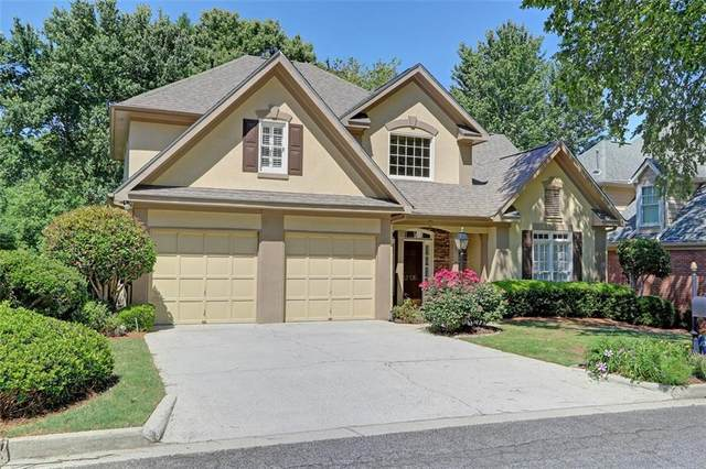 4526 Village Springs Place, Dunwoody, GA 30338 (MLS #6857518) :: North Atlanta Home Team