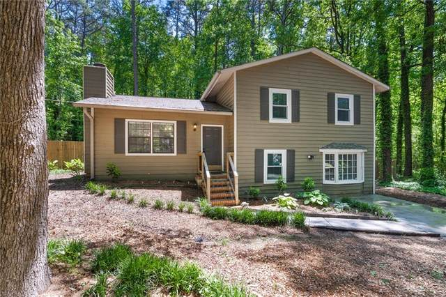 3338 Oak Drive, Snellville, GA 30078 (MLS #6857530) :: Path & Post Real Estate