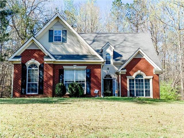 4021 Melvin Drive SW, Atlanta, GA 30331 (MLS #6857555) :: North Atlanta Home Team