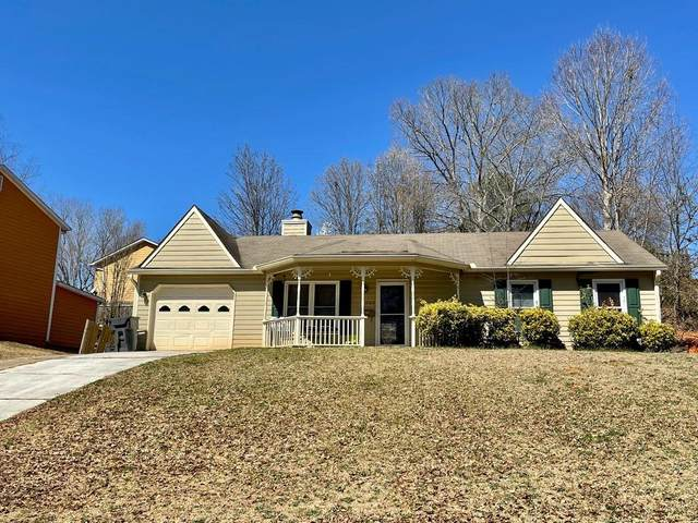 4999 Brandlwood Court NW, Lilburn, GA 30047 (MLS #6857583) :: North Atlanta Home Team