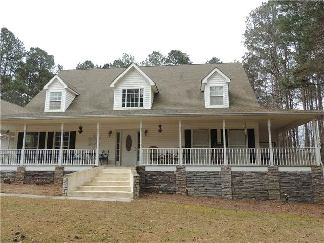 135 Erva Street, Villa Rica, GA 30180 (MLS #6857619) :: North Atlanta Home Team