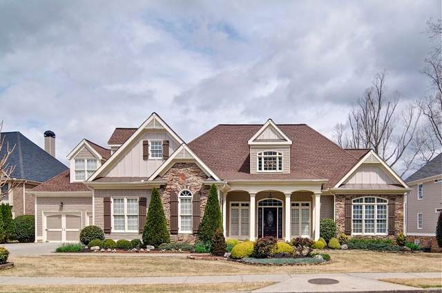 1018 Ector Drive NW, Kennesaw, GA 30152 (MLS #6857894) :: Keller Williams Realty Cityside