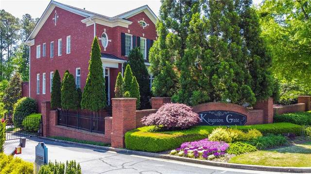 4296 Kingston Gate Cove, Chamblee, GA 30341 (MLS #6858130) :: Good Living Real Estate