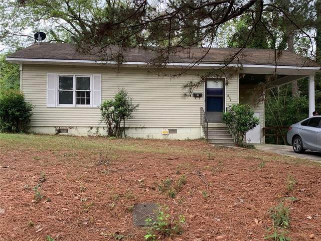 964 W Ormond Terrace, Macon, GA 31206 (MLS #6858263) :: North Atlanta Home Team