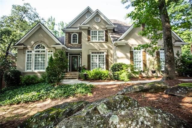 4676 Bishop Lake Road, Marietta, GA 30062 (MLS #6859412) :: RE/MAX Prestige